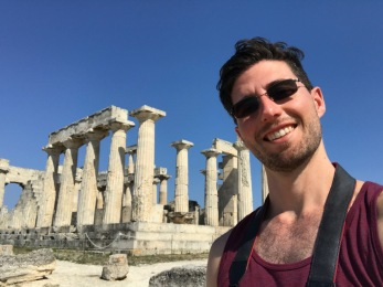 Temple of Aphaia and me