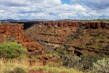 Fortescue Gorge