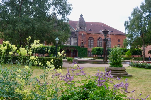 Royal Library Gardens